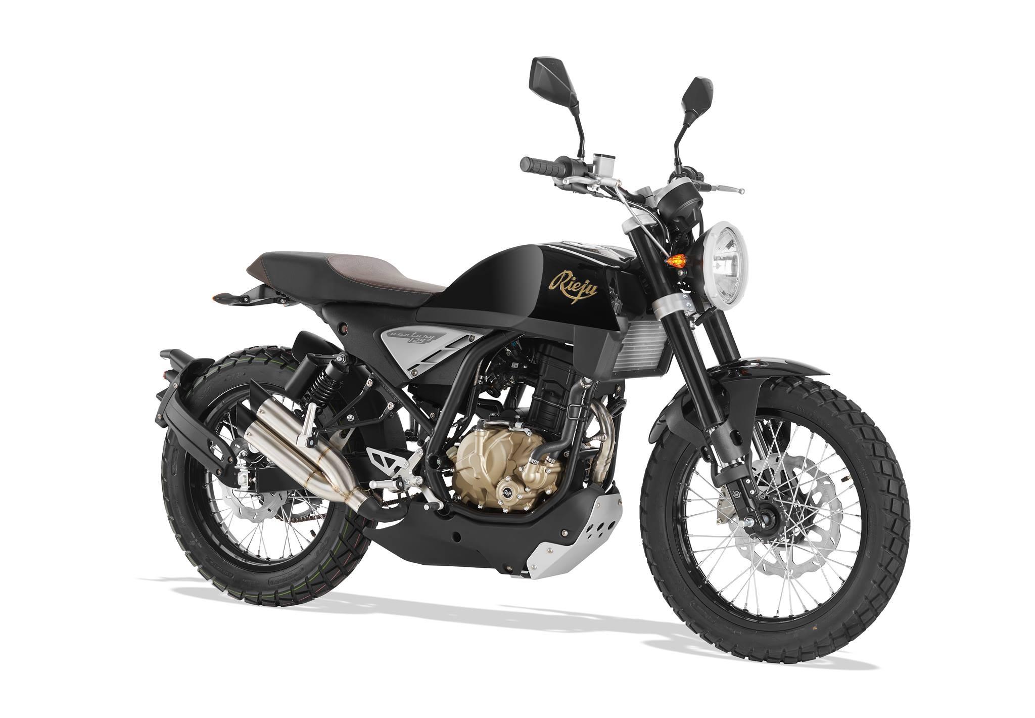 Moto, Rieju, Century 125 Euro 5, 4349€