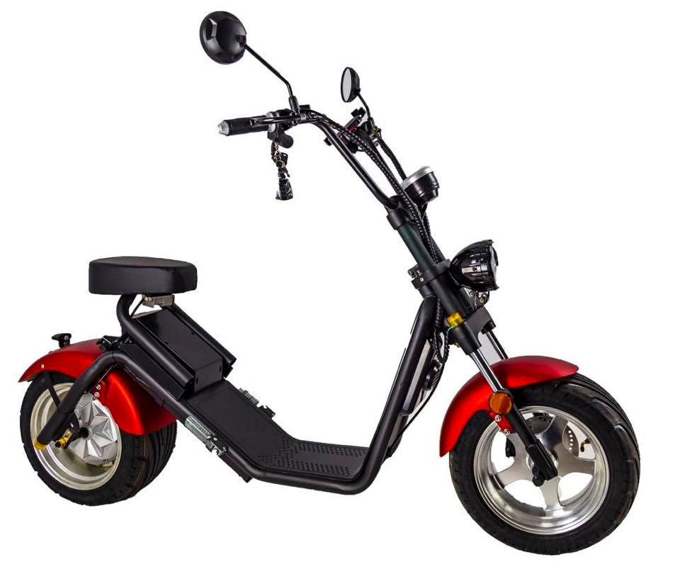Scooter Wattiz Citycoco, 1990€ HOMOLOGUE ROUTE