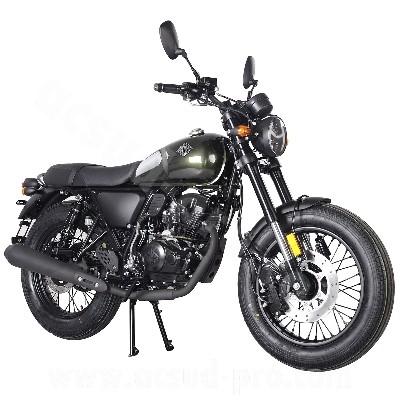 Moto, Archive, Scrambler AM-64 SP 125cc Euro 5, 3099€