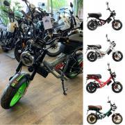 Scooter électrique, Garelli, Ciclone Sport, à partir de 3490€