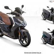 Scooter, Kymco, Agility 125 16+ CBS E5, 2299€