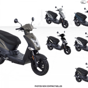 Scooter, Kymco, New Agility 50 Euro 5, 1599€