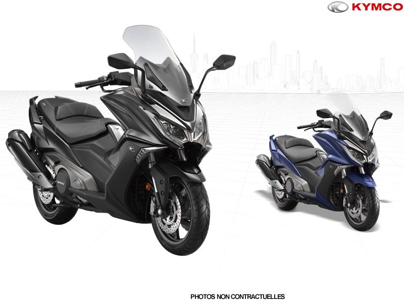 Scooter, Kymco, AK 550 Noodoe ABS E5, 9999€