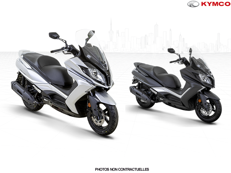 Scooter, Kymco, Downtown 125 ABS Noodoe E5, 4499€