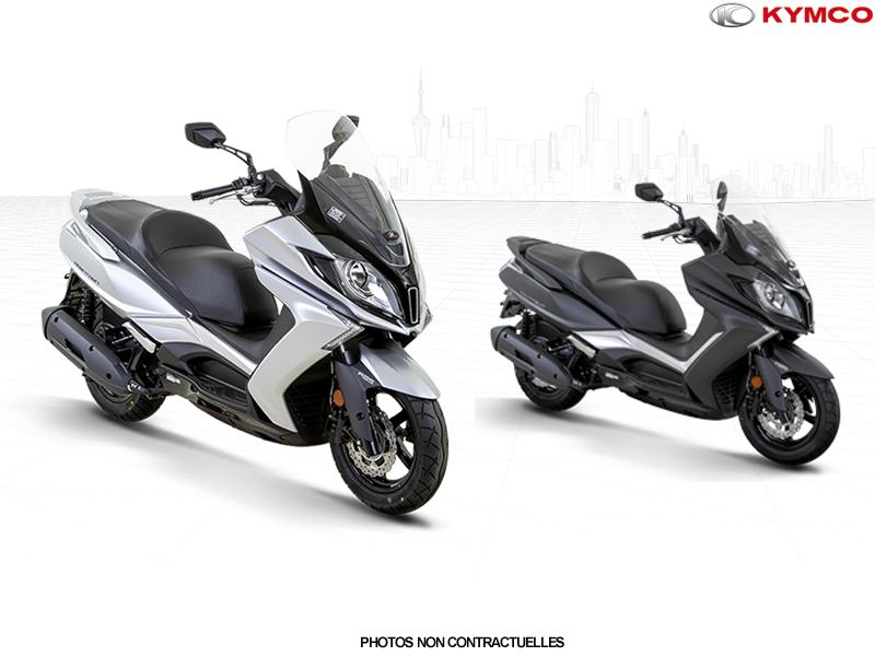 Scooter, Kymco, Downtown 125 ABS Noodoe E5, 4599€