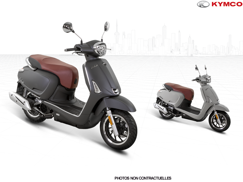 Scooter, Kymco, Like 125 ABS Noodoe E5, 3299€