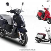 Scooter, Kymco, Like 125 CBS E5, 2599€