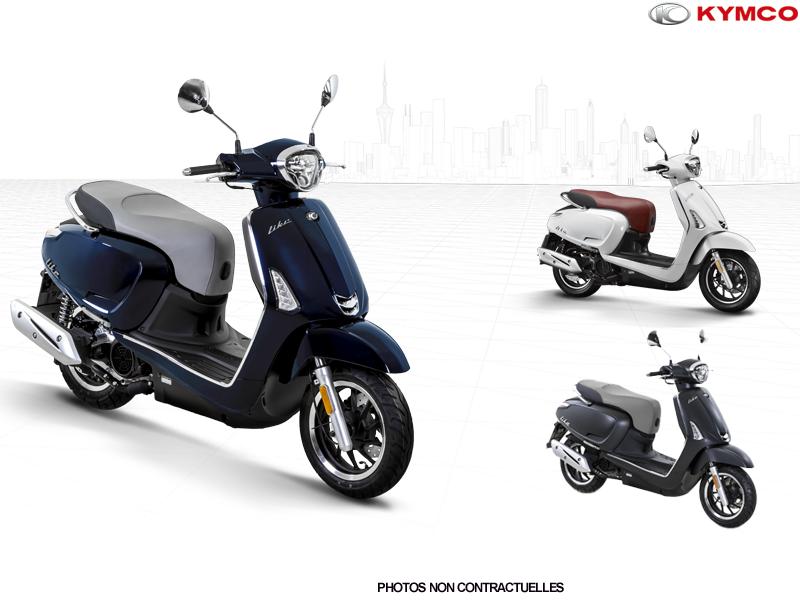 Scooter, Kymco, Like 50 Euro 5, 2199€