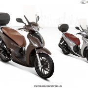 Scooter, Kymco, People S 125 Noodoe ABS E5,  3099€