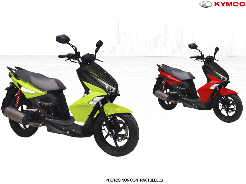 Scooter, Kymco, Super 8 Euro 5, 2399€