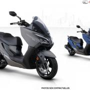 Scooter, Kymco, X town 125 City CBS E5, 3799€