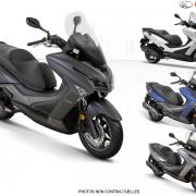 Scooter, Kymco, X Town 125 CBS E5, 3799€