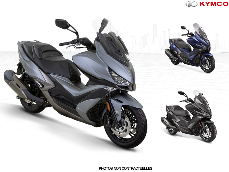 Scooter, Kymco, Xciting S 400 Noodoe, ABS TCS E5, 6499€