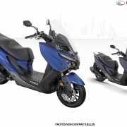 Scooter, X Town 300 City, ABS E5, 4299€