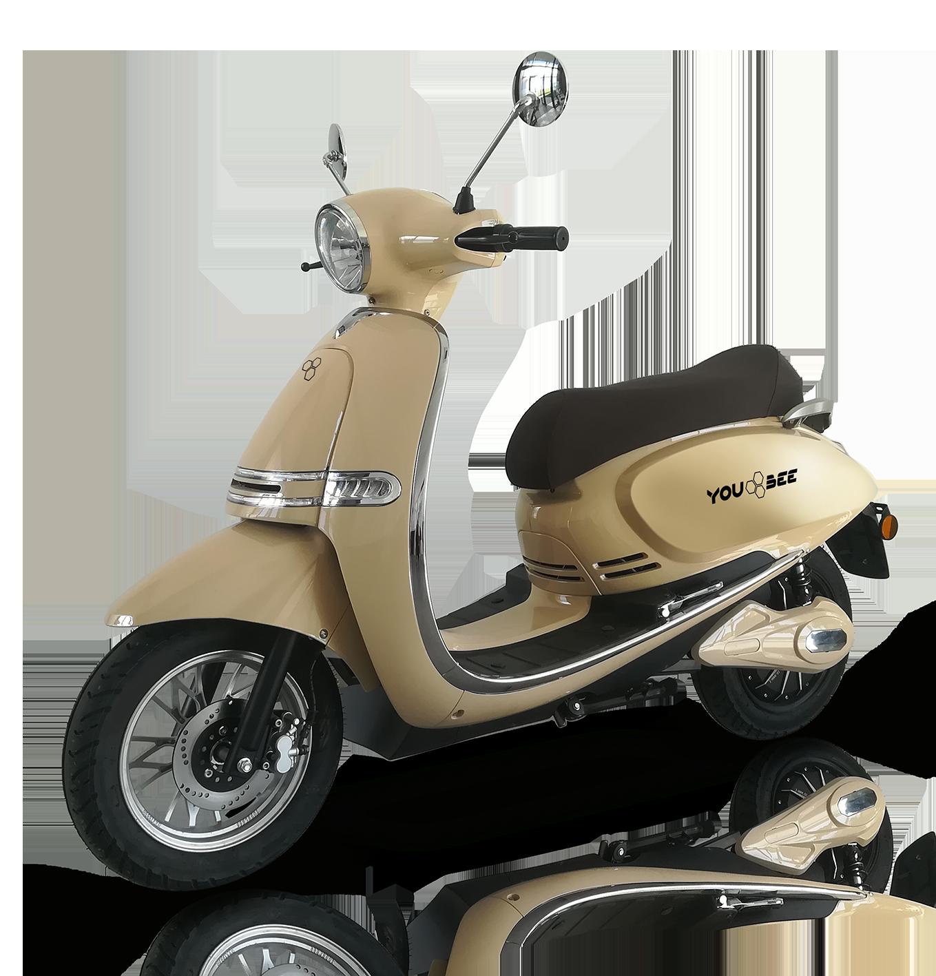 Scooter électrique, YouBee Motors, Héritage 50, à partir de 2450€
