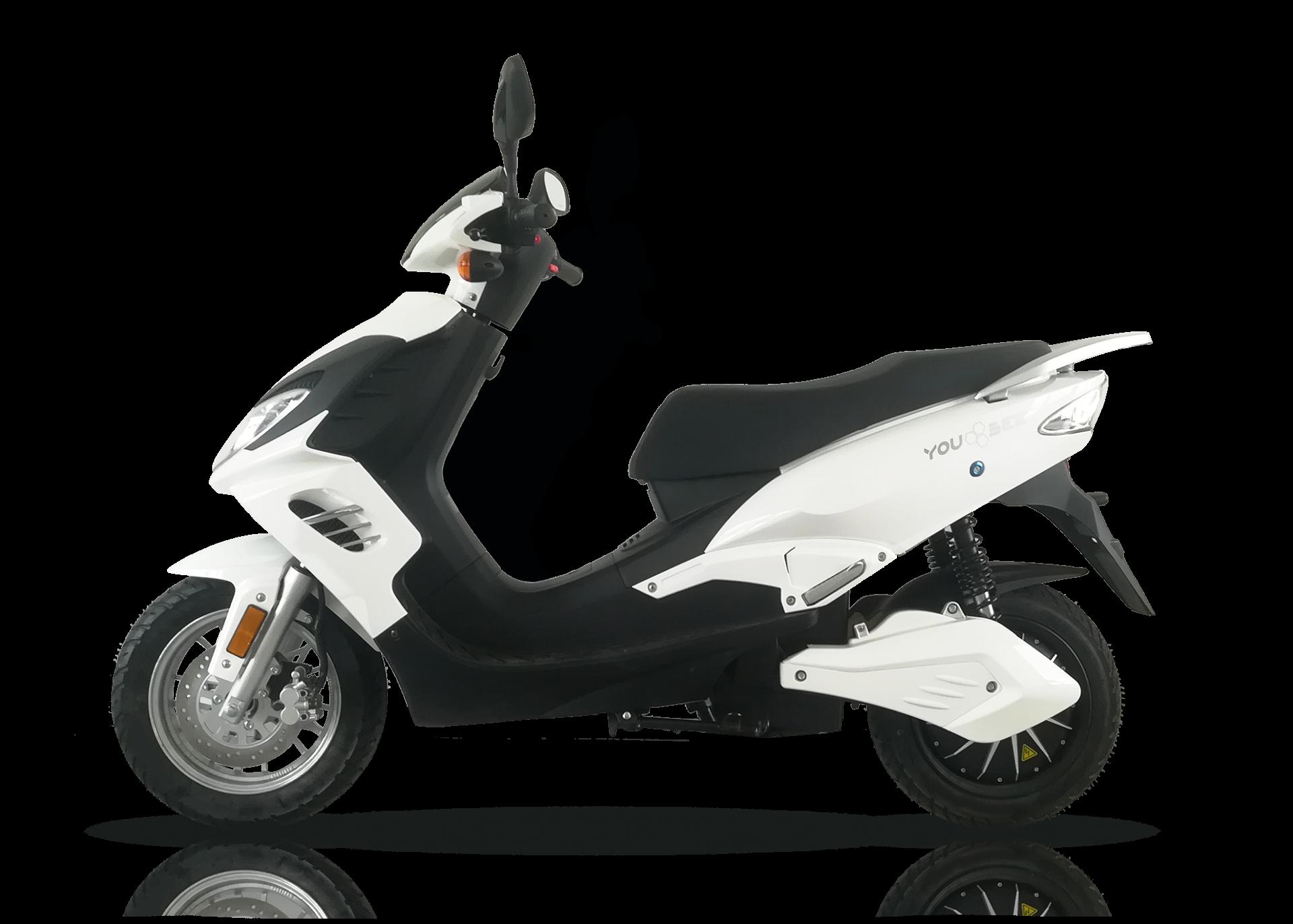 Scooter électrique, YouBee Motors, RSX-50, à partir de 2370€