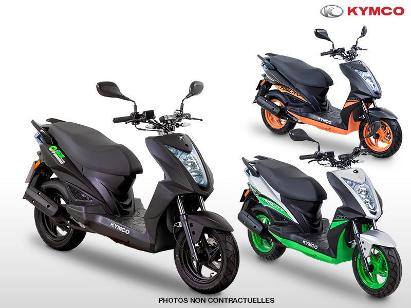Scooter Kymco Agility Naked Renouvo