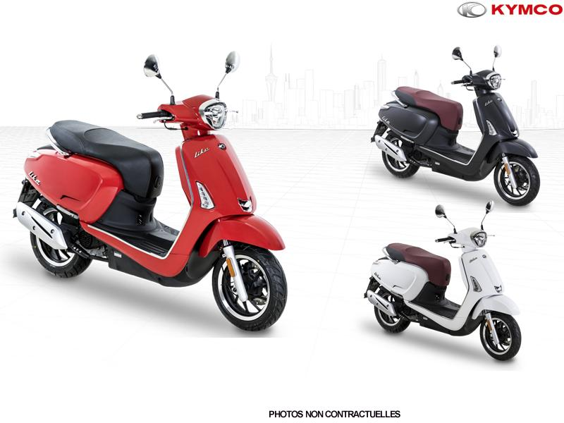 Scooter, Kymco, New Like 50