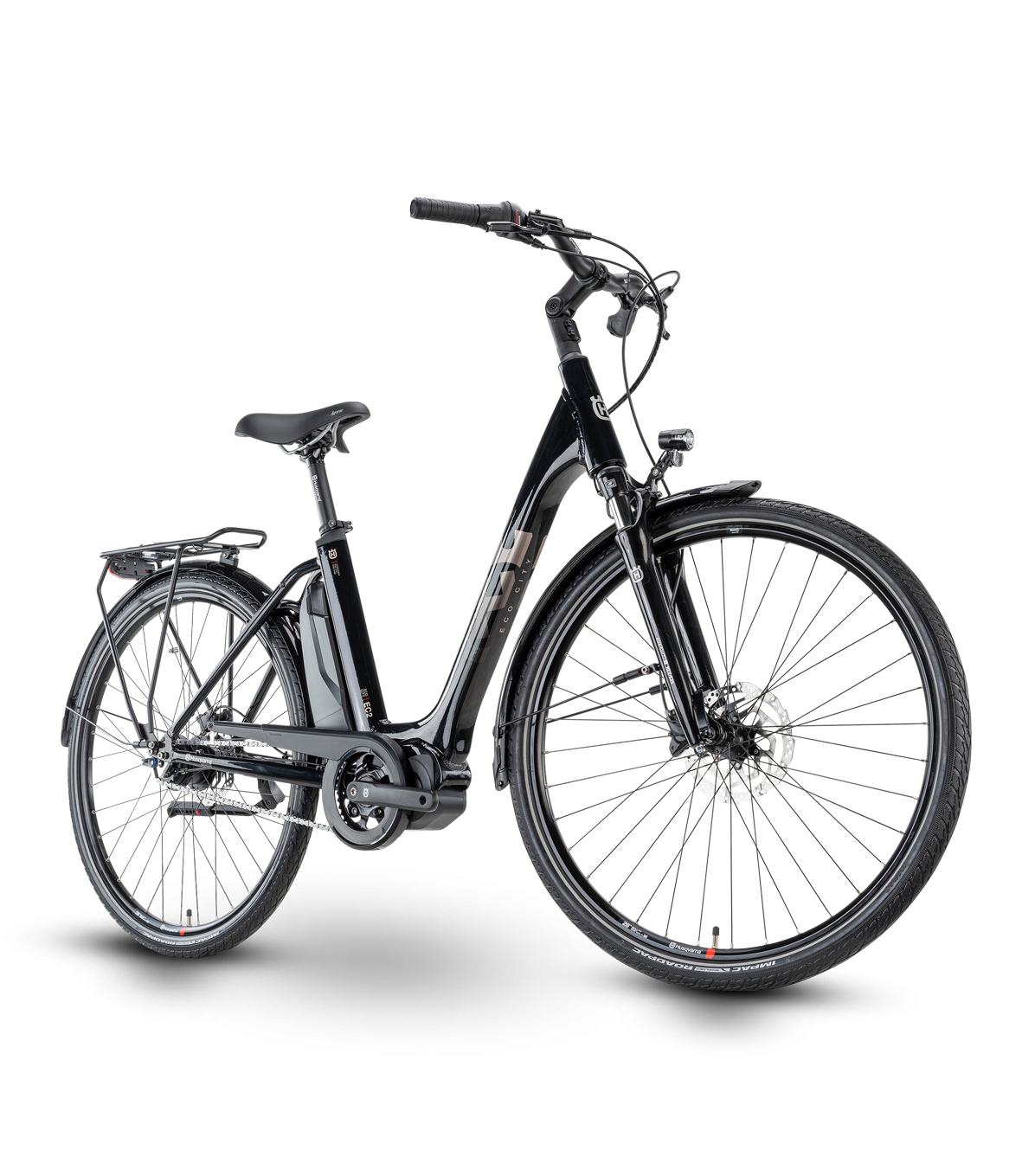 Pho bike pers revo hqv 21 ecocity ec2 black bronze oblique web sall aepi v1