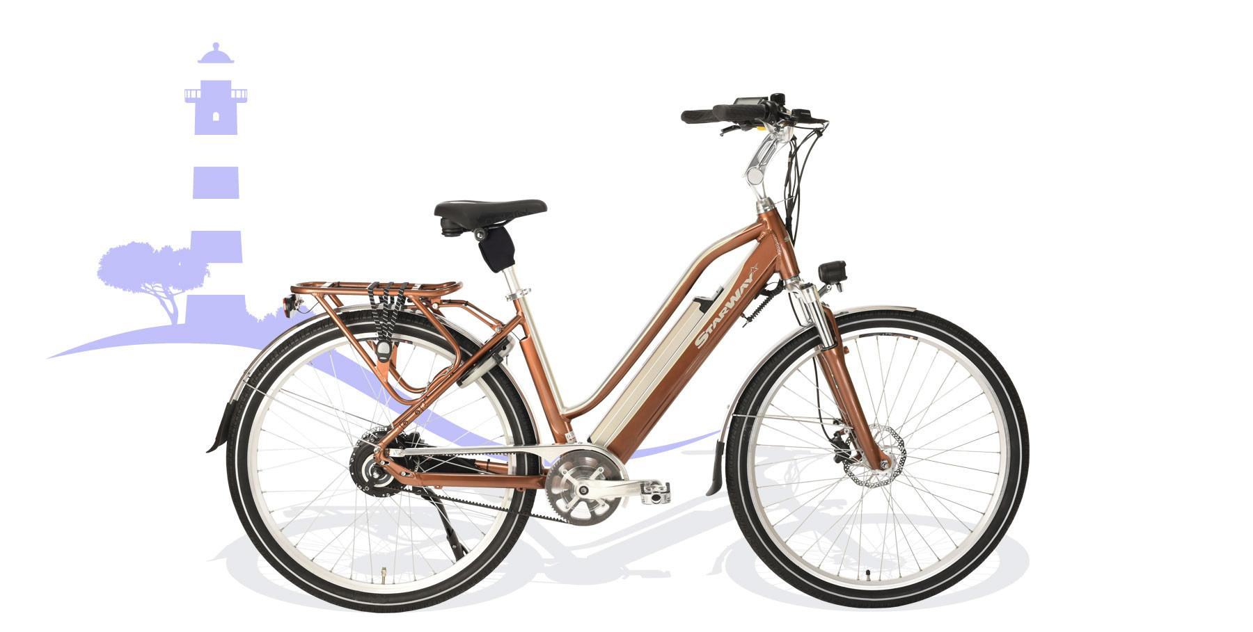 Starway grand touring velo electrique